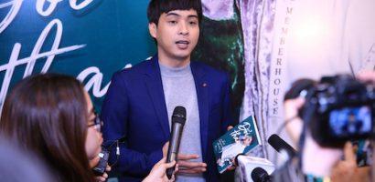 Hồ Quang Hiếu khẳng định không dùng mục đích kinh doanh cho hồi ký của mình