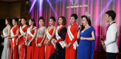 Khởi động cuộc thi 'Hoa hậu quý bà người Việt Toàn cầu 2019'