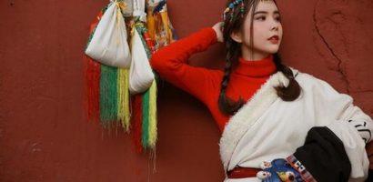 Hoa hậu Huỳnh Vy đẹp ngất ngây khi hóa thân thành thiếu nữ Tây Tạng