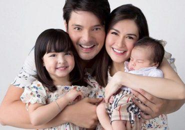 Ảnh gia đình của 'Mỹ nhân đẹp nhất Philippines' gây 'bão' cộng đồng mạng