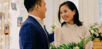Chân dung bạn trai Việt Kiều vừa cầu hôn MC Liêu Hà Trinh