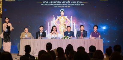 Khởi động tuyển sinh 'Hoa hậu Hoàn Vũ Việt Nam 2019'