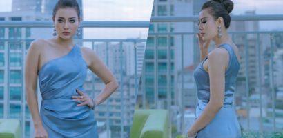 Diễn viên Thanh Hương: 'Tôi tự tin mình không chỉ đẹp mà còn chăm chỉ'