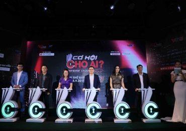 Lộ diện các 'Sếp' tham dự show truyền hình về việc làm mới