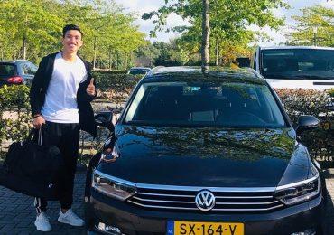 Văn Hậu nhận nhà và ôtô tại Hà Lan