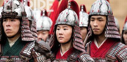 Trung Quốc làm phim 'Hoa Mộc Lan' đối đầu với bản của Disney