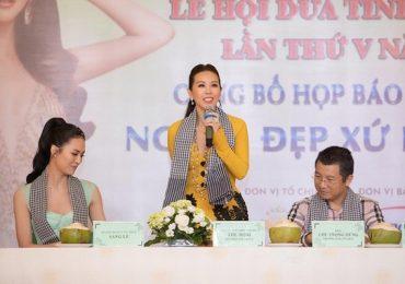 Hoa hậu Thu Hoài chia sẻ lý do lần hiếm hoi làm giám khảo cuộc thi nhan sắc