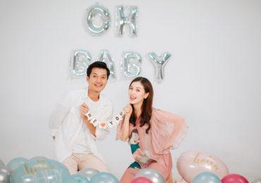 Vợ Quang Tuấn mang thai con đầu lòng sau 3 năm kết hôn