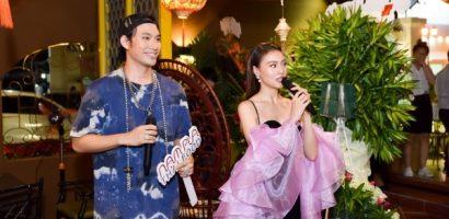 Ninh Dương Lan Ngọc bắt tay cùng NTK Lý Quí Khánh mở nhà hàng
