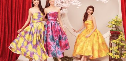 Hoa hậu Khánh Vân, Kim Duyên và Thúy Vân đọ sắc: Kẻ tám lạng – người nửa cân