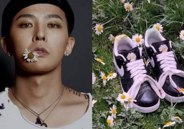 Giới trẻ rủ nhau lên săn lì xì 'giày hoa cúc' của G-Dragon