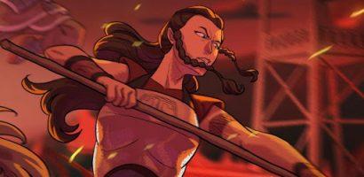 Phim điện ảnh 'Trưng Vương' bất ngờ tung quảng bá bằng loạt ảnh hoạt hình về các nữ tướng
