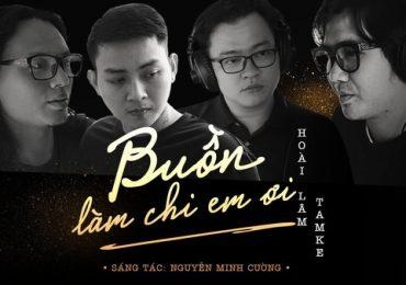 Hoài Lâm lên 'Top trending' với sáng tác mới của Nguyễn Minh Cường