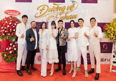 Trương Quỳnh Anh được 'đo ni đóng giày' cho vai nữ chính nhiều trắc trở trong 'Đường về có nhau'