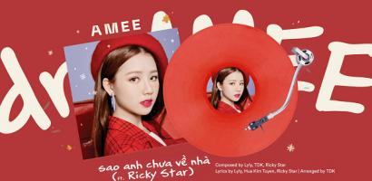 Chưa lên kệ, album mới của Amee đã được đặt mua trước 500 đĩa