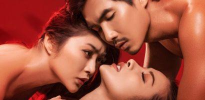 Poster phim 'Chồng người ta' gây shock với hình ảnh táo bạo