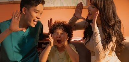 LyLy và Anh Tú hoá thân thành bác sĩ trong câu chuyện chống dịch tuyến đầu tại Đà Nẵng