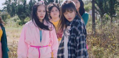 Thiều Bảo Trâm nhận bạt tai trời giáng từ hội nữ quái trong teaser MV mới