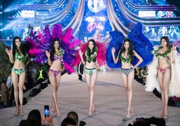 Top 35 thí sinh Hoa hậu Việt Nam 2020 rực rỡ với phần trình diễn bikini