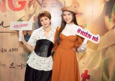Thuỳ Chi, Thiều Bảo Trâm bất ngờ trước diễn xuất của Hiền Hồ trong MV mới