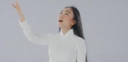 Đoan Trang cùng con gái hát tặng tuyến đầu chống dịch