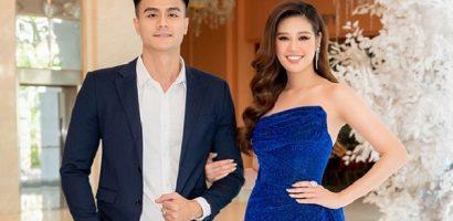 Hoa hậu Khánh Vân và Vĩnh Thụy đắt show đại sứ thương hiệu
