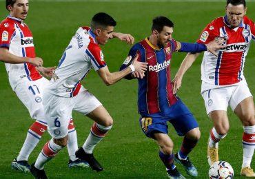 Man City sẽ trao Messi hợp đồng trị giá 430 triệu bảng