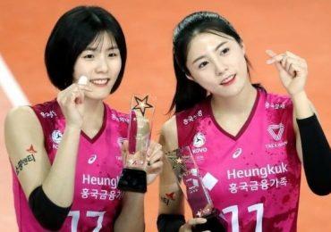 'Nữ thần bóng chuyền' Hàn Quốc bị CLB cấm thi đấu vĩnh viễn