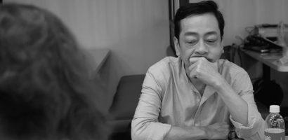 Hình ảnh xúc động của NSND Hoàng Dũng ở bộ phim cuối cùng