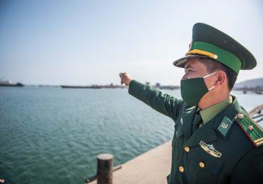 Ngày cận Tết của những người lính quân hàm xanh