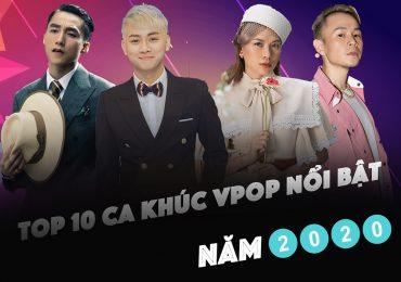 Top 10 ca khúc 'làm mưa làm gió' V-pop trong năm qua