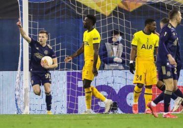 'Tottenham bị loại còn hơn cả tủi nhục'