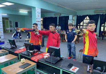 Xạ thủ Việt Nam không thể giành vé dự Olympic Tokyo