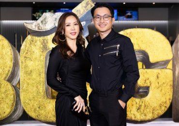 Hoa hậu Thu Hoài khoe vẻ nuột nà, tươi trẻ bên cạnh bạn trai doanh nhân