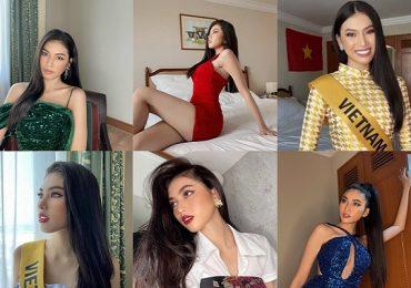 Miss Grand International 2020: Á hậu Ngọc Thảo khoe style thời trang cách ly