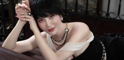 Gần chạm ngưỡng U50, MC Thanh Mai vẫn sở hữu body nuột nà khó tin
