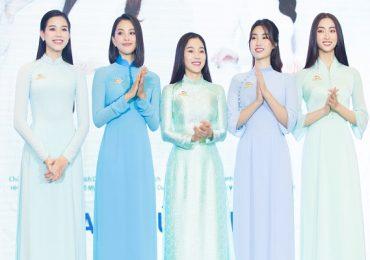 CLB 'Suối mát từ tâm' có 4 nàng hoa hậu xinh đẹp là chủ tịch danh dự