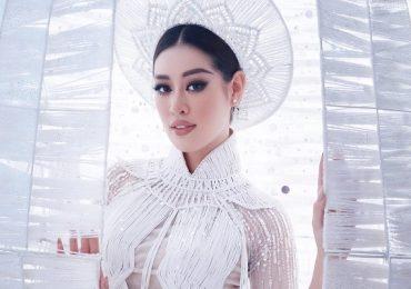 Hoa hậu Khánh Vân chính thức đại diện Việt Nam tham gia Miss Universe 2020 tại Mỹ
