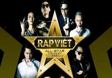Ưu đãi cực 'khủng': Tặng vé 'Rap Việt concert' khi mua VieON Vip