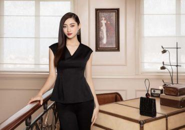 Hoa hậu Lương Thuỳ Linh trở thành Giám đốc thương hiệu thời trang