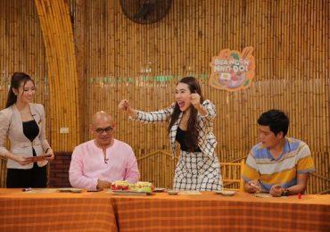 Bữa ngon nhớ đời: Hồ Bích Trâm thay phiên 'bóc mẽ' ông chủ nhà hàng siêu dễ thương
