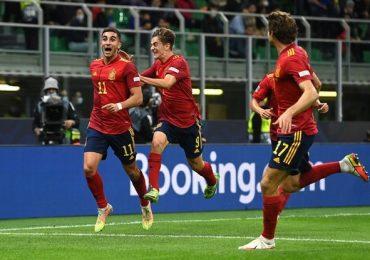 Tây Ban Nha hạ Italy để vào chung kết UEFA Nations League
