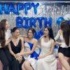 Top 3 Hoa Hậu Việt Nam 2020 hội ngộ, cùng đón sinh nhật tuổi 20 của Đỗ Thị Hà