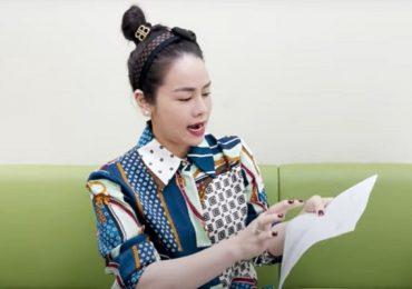 Nhật Kim Anh sao kê tài khoản để minh bạch tiền từ thiện
